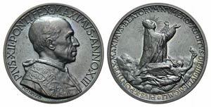 Papal, Pio XII (1939-1958). Æ Medal 1951 ...