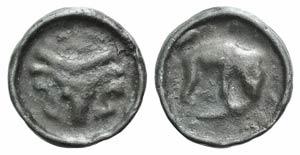 Celtic. Gaul, Northeast, Remi, c. 100-50 BC. ...