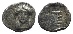 Ionia, Kolophon, c. 450-410 BC. AR ...