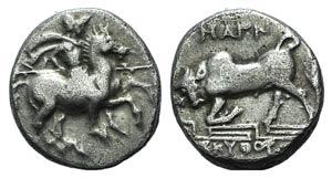Ionia, Magnesia ad Maeandrum, c. 350-325 BC. ...