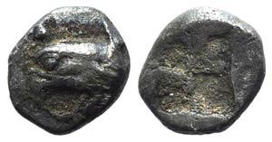 Ionia, Phokaia, c. 521-478 BC. AR ...