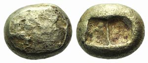 Ionia, Uncertain, c. 650-600 BC.EL Trite – ...