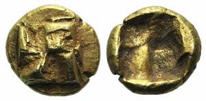 Ionia, Uncertain, c. 625-600 BC. EL ...