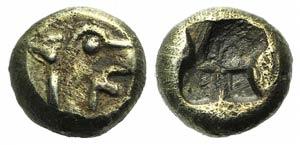 Ionia, Uncertain, c. 600-550 BC. EL ...