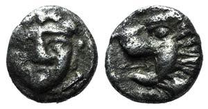 Pamphylia, Aspendos, c. 420-360 BC. AR ...