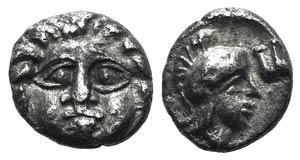 Pisidia, Selge, c. 350-300 BC. AR Obol (9mm, ...