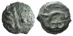 Celtic. Gaul, Northeast, Treviri, c. 100-50 ...