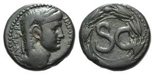 Claudius (41-54). Seleucis and Pieria, ...