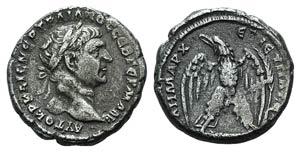 Trajan (98-117). Seleucis and Pieria, ...