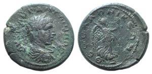 Caracalla (198-217). Macedonia, ...