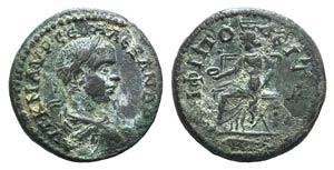 Severus Alexander (222-235). Macedonia, ...