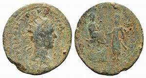 Gordian III with Abgar X Phraates (238-244). ...