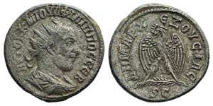 Philip I (244-249). Seleucis and Pieria, ...
