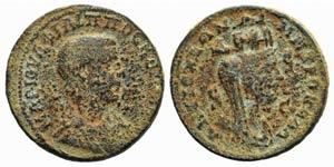 Philip II (Caesar, 244-247). Seleucis and ...