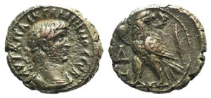 Gallienus (253-268). Egypt, Alexandria. BI ...