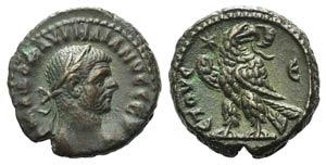 Aurelian (270-275). Egypt, Alexandria. BI ...