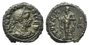 Tacitus (275-276). Egypt, Alexandria. BI ...