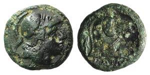 Anonymous, Rome, c. 241-235 BC. Æ (14mm, ...