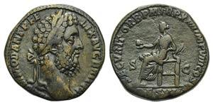 Commodus (177-192). Æ Sestertius (30mm, ...