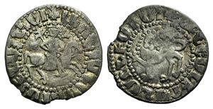 Cilician Armenia, Levon II (1270-1289). AR ...