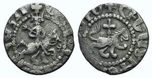 Cilician Armenia, Oshin (1308-1320). AR ...