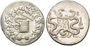 Ionia, Ephesos, Cistophoric Tetradrachm, c. ...