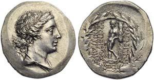 Ionia, Magnesia ad Maeandrum, Tetradrachm of ...