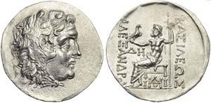 Kings of Macedonia, Alexander III (336-323, ...