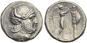 Seleucid kings of Syria, Seleukos I Nikator ...