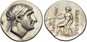 Seleucid kings of Syria, Antiochos I Soter ...