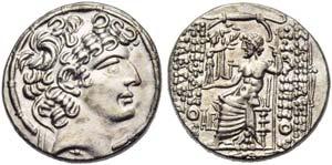 Seleucid kings of Syria, Philip I (95-75), ...