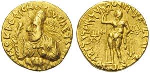 India, Kushan Empire, Vima Kadphises ...