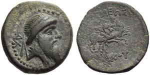 Mithradates I (171-138), Tetrachalkos, ...