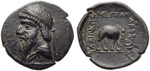 Mithradates I (171-138), Chalkos, ...