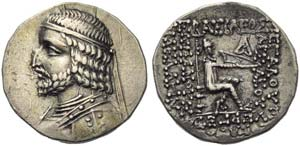Unknown king, Tetradrachm, Seleukeia on the ...