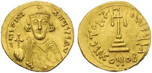 Justinian II (First reign, 685-695), ...