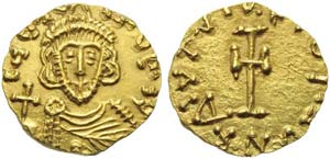 Justinian II (Second reign, 705-711), ...