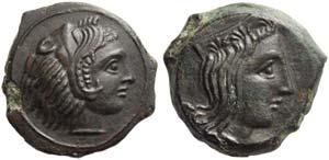 Sicily, Himera (as Thermai Himerensis), ...
