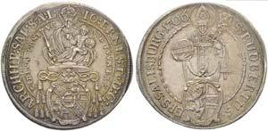 Austria, Jean-Ernest (1687-1709), Thaler, ...