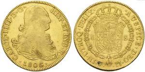 Bolivia, Carlos IV (King of Spain, ...