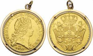 Brazil, Joao V (King of Portugal, ...