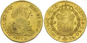 Chile, Carlos III (King of Spain, ...