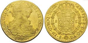 Chile, Carlos IV (King of Spain, 1788-1808), ...
