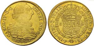 Colombia, Carlos IV (King of Spain, ...