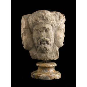 Roman four-heads herm 3rd – 4th century ...
