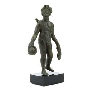 Roman bronze Apollo 2nd - 3rd century AD; ...