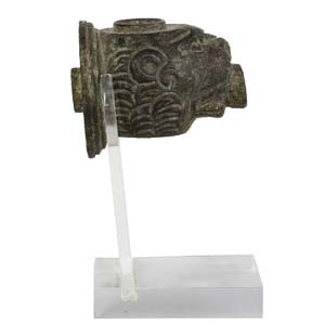 Roman bronze tap  1st – 2nd century AD; ...