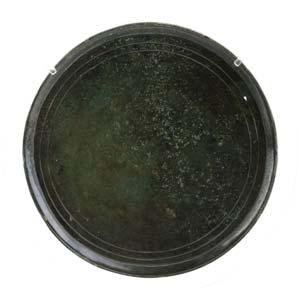Giant Roman silvering-tinning mirror 1st – ...