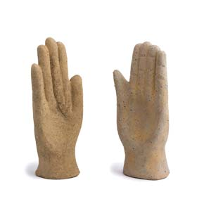 A couple of Italic votive hands 3rd – 2nd ...