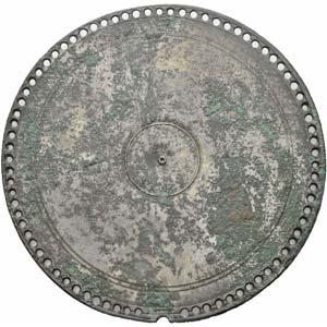 Roman silvering-tinning mirror 1st – 3rd ...